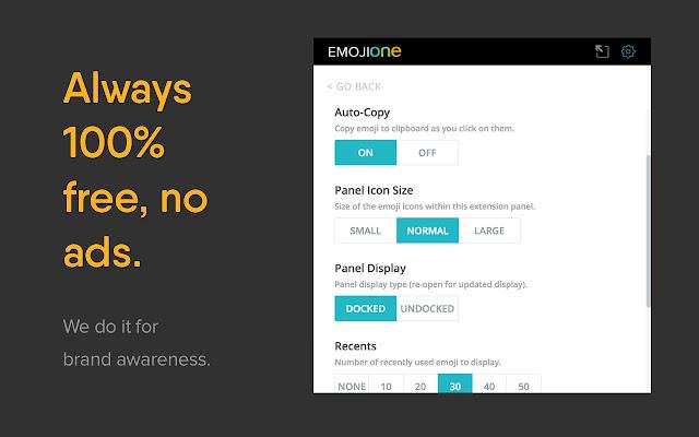 Emoji Keyboard By Emojione Chrome Web Store