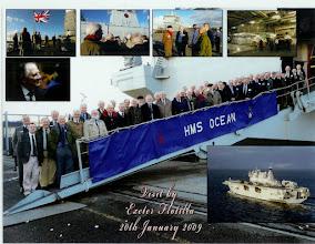 Photo: Presentation photo from the ship