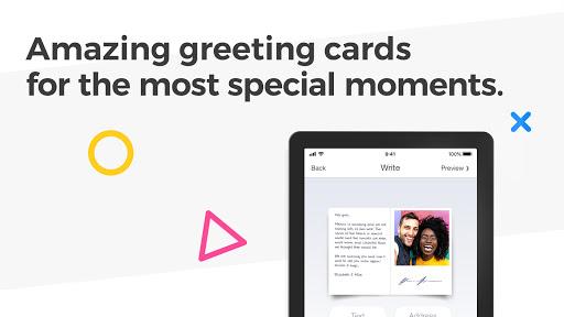 MyPostcard Photo Postcard App and Greeting Cards screenshot 9