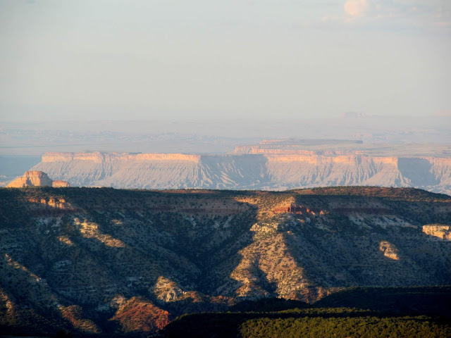 North Caineville Mesa