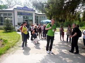 Photo: 11-12 V 2013, wycieczka nauczycielska do Nałęczowa, Puław, Kazimierza i Sandomierza (fot. p. Katarzyna Jakut)