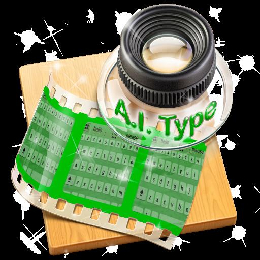 山景觀 AiType 主題 個人化 App LOGO-硬是要APP
