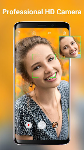 HD Camera Pro & Selfie Camera 1.5.5 screenshots 1