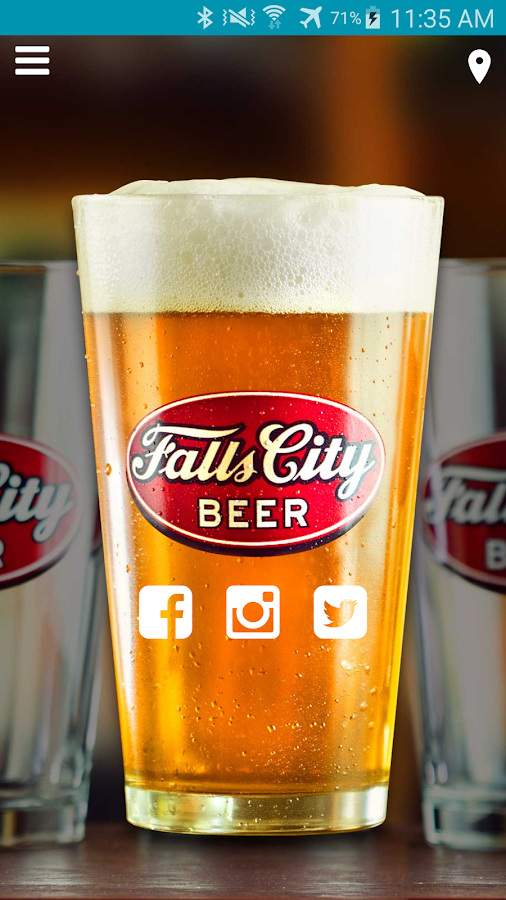 Falls City Beer- screenshot