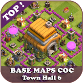 Top Base Maps COC TH 6