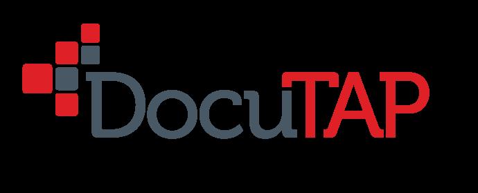docutap logo