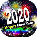 New Year Greetings 2020 icon