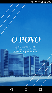 O POVO Digital: miniatura da captura de tela