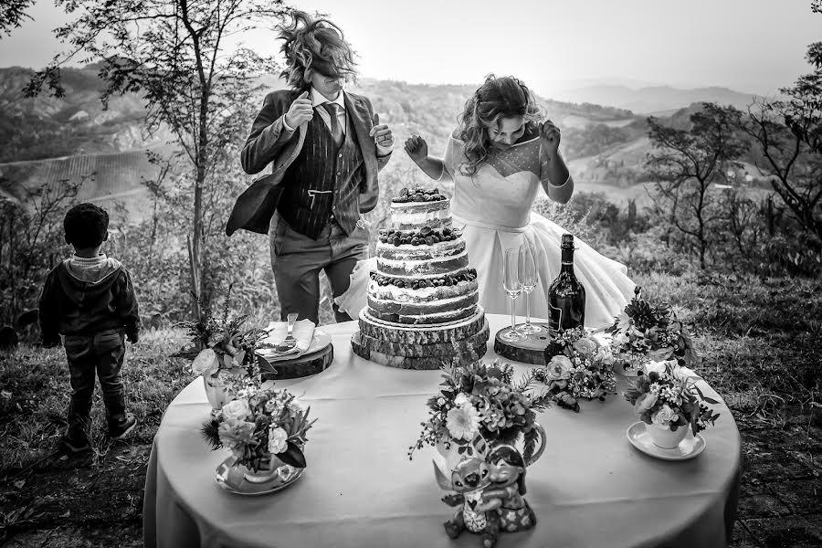Hochzeitsfotograf Barbara Fabbri (fabbri). Foto vom 26.09.2019