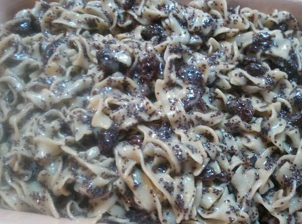 Cook just till heated through. This recipe is from CULINARY  ARTS INSTITUTE POLISH...
