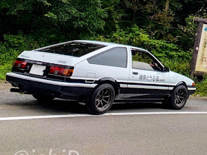 スプリンタートレノ AE86 GT-APEXのカスタム事例画像 イチDさんの2020年10月20日00:27の投稿