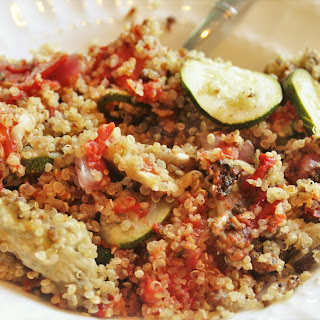 Very Veggie Quinoa Casserole