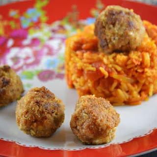 Indian-Style Meatballs.