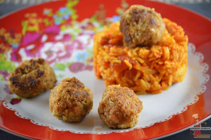 Indian-Style Meatballs