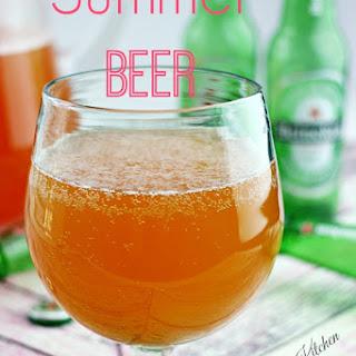 Summer Beer Recipe