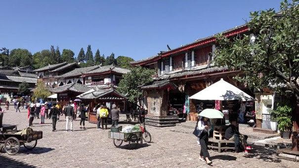 Old Town of Lijiang, Yunnan