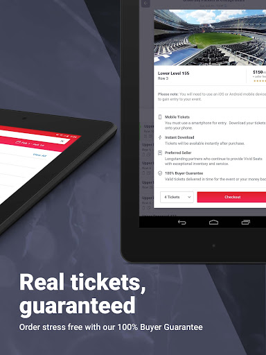 Vivid Seats | Event Tickets screenshot 11