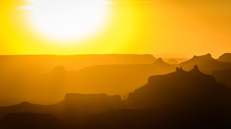 Il profilo del Grand Canyon di Cosimo Ignesti