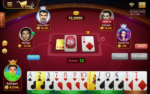 Rummy ZingPlay! Free Online Card Game 0.0.22 screenshots 12