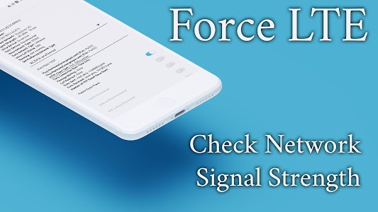 Force LTE Only 1 2 + (AdFree) APK for Android