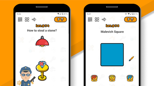 Golovolomki - IQ Test, Puzzle apkpoly screenshots 8