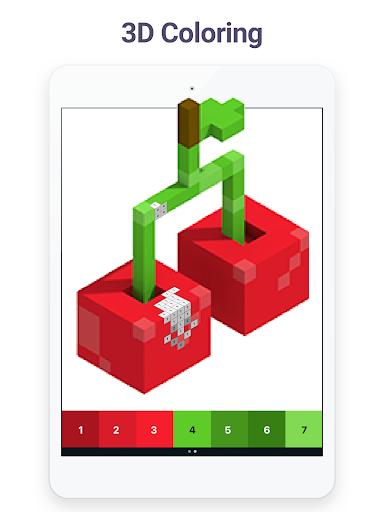 Pixel Art: Color by Number screenshots 9