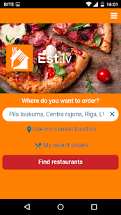 Est - est.lv Food delivery- screenshot thumbnail