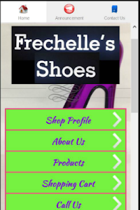Frechelle's Shoes:Boot n Shoes screenshot 0