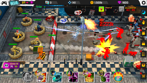 ZombieWall_A casual form  screenshots EasyGameCheats.pro 3