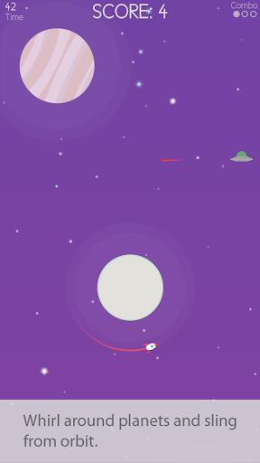 Télécharger Gratuit Rocket Boost: Space Rush APK MOD (Astuce) screenshots 1