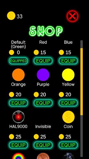 Evading It! android2mod screenshots 2