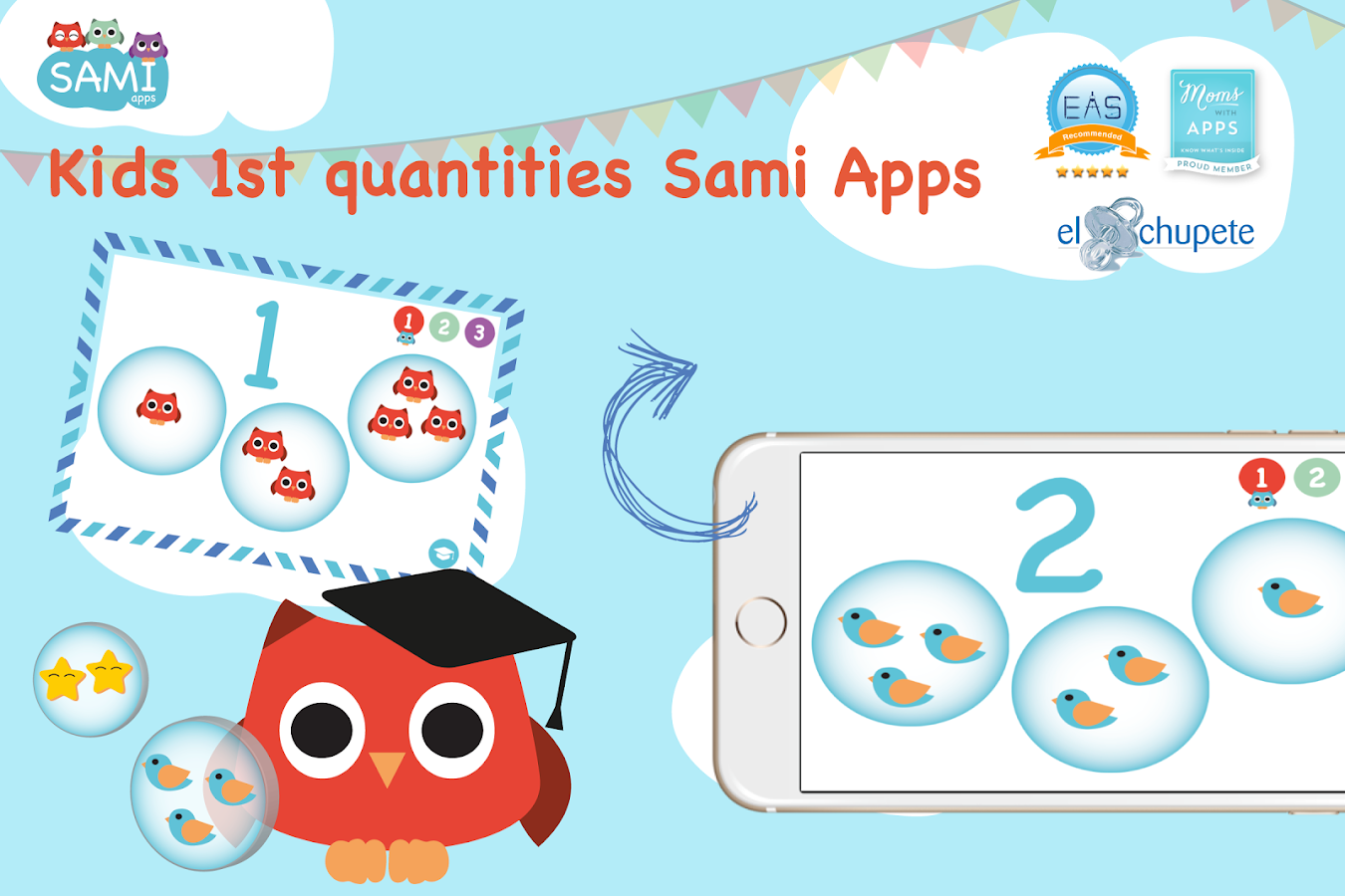 preschool learn numbers with our toddler apps android apps on