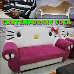 CONTENPORARY SOFA