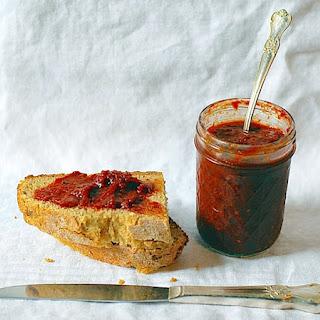 Extra Smoky Tomato Jam.