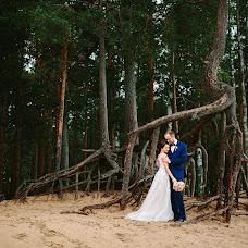 Wedding photographer Andrey Vasiliskov (dron285). Photo of 14.11.2017