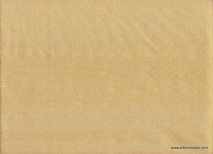 Photo: 100% Powerloom Dupioni Silk - Orient 015