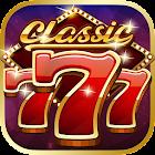 Classic 777 Slot Machine: Free Spins Vegas Casino icon