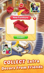 Matchington Mansion Mod 1.40.1 Apk [Unlimited Coins/Lives] 3