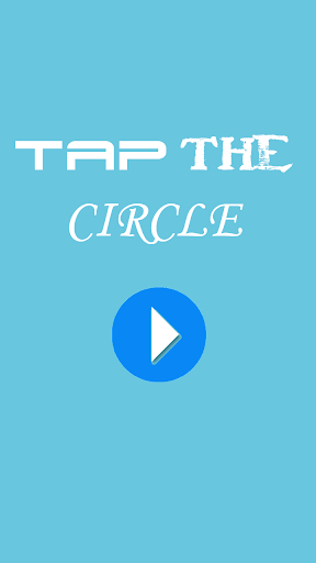 tap the circle