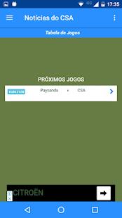 Download Notícias do CSA For PC Windows and Mac apk screenshot 8
