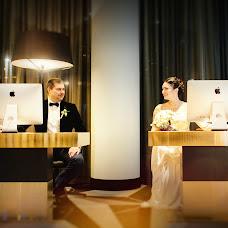 Wedding photographer Vitaliy Fedosov (VITALYF). Photo of 22.01.2018