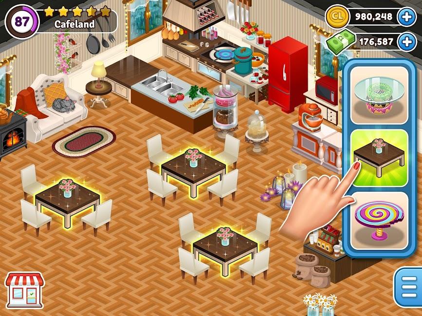 Cafeland MOD APK 2.1.71 2
