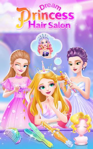 Princess Dream Hair Salon screenshot 6