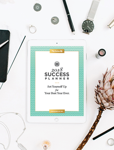 Curious Life 2018 Success Planner