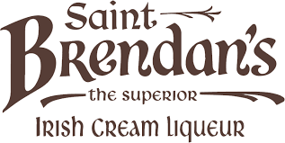 Logo for Saint Brendan's Irish Cream Liqueur