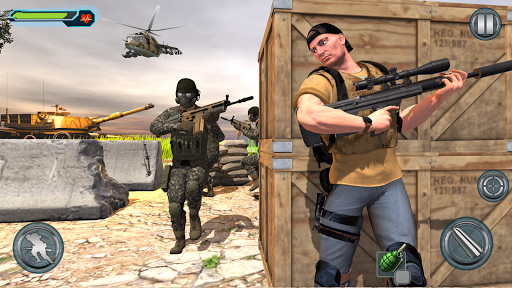 Army Commando Counter Terrorist apkmind screenshots 3