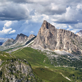 Dolomites by Igor Gruber - Landscapes Mountains & Hills