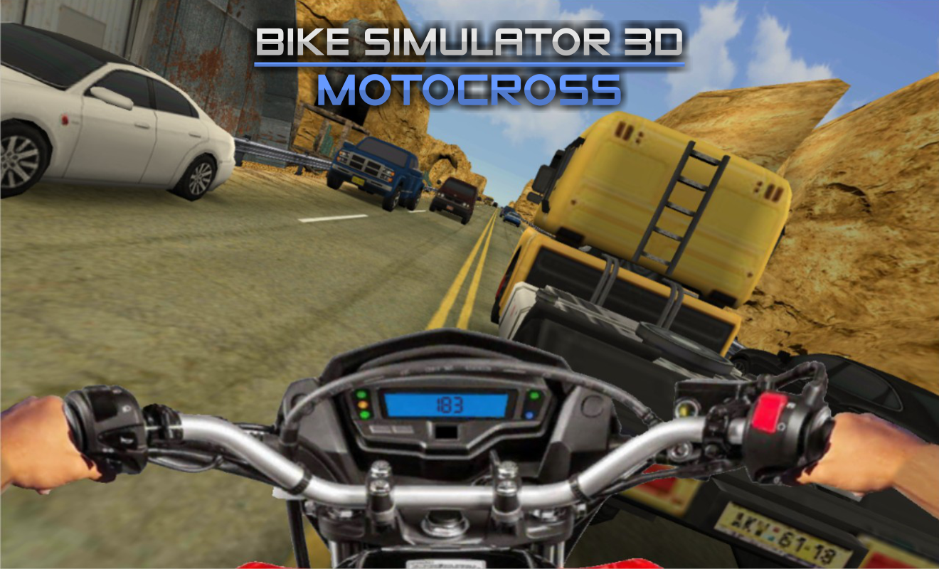 Bike simulator 3d motocross android apps on google play for Simulatore 3d