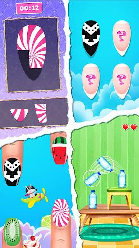 Nail Salon : Nail Designs Nail Spa Games for Girls  screenshots 6