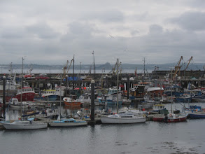Photo: Harbor at Newlyn